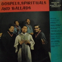 The Cottonfield Singers Gospels Spirituals And Ballads